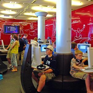 Интернет-кафе Лазо