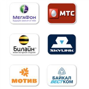 Операторы сотовой связи Лазо