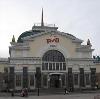 Железнодорожные вокзалы в Лазо