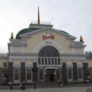 Железнодорожные вокзалы Лазо